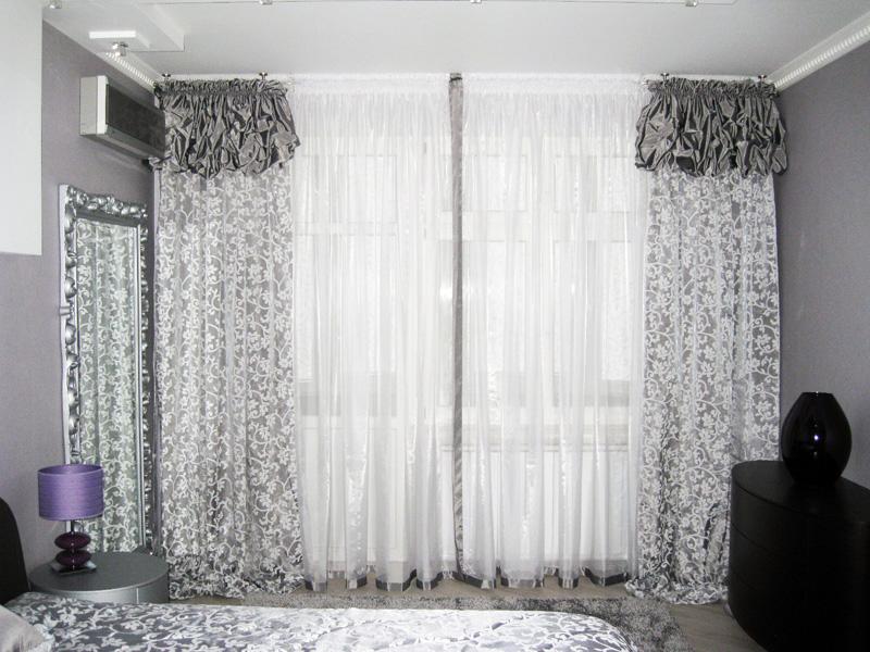 Красивая тюль в спальню своими руками - БашГеоСтандарт